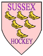 Sussex Hockey Umpires' Association Logo